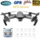 US $77.3 51% OFF|SG907 50X Zoom GPS Drone 4K HD Dual Camera Wide Angle Anti shake 5G WIFI FPV RC Quadcopter Foldable Professional GPS Follow Me-in Camera Drones from Consumer Electronics on AliExpress