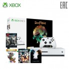 Xbox One S 1TB Sea of Thieves +Halo 5+Gears of War 4+Rare Replay+Dead Rising-in Игровые консоли from Электроника on Aliexpress.com | Alibaba Group