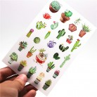 US $0.21 15% OFF|6PCS/ Set Mini Cute Kawaii Cartoon Plant Notepad Sticky Notes Notebook Stationery Stickers Children Stickers Office Supplies-in Stationery Stickers from Office & School Supplies on Aliexpress.com | Alibaba Group