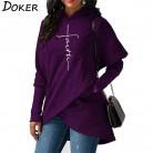 US $13.67  5XL Autumn Hoodies Sweatshirts Women Long Sleeve Faith Embroidery Warm Hooded Pullover Tops Plus Size Casual Female Sweatshirt-in Hoodies & Sweatshirts from Women's Clothing on Aliexpress.com   Alibaba Group