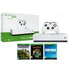 Игровая консоль Xbox One Microsoft S 1TB All Digital+SeaOfThieves+Minecraft+Fortnite