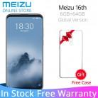 21970.56 руб. |Официальная глобальная версия Meizu 16th 16 th 6 GB 64 GB Snapdragon 845 Octa Core 6,0 ''2160x1080 P фронтальная 20.0MP In screen Fingerprint-in Мобильные телефоны from Мобильные телефоны и телекоммуникации on Aliexpress.com | Alibaba Group