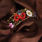 1446.35 руб. |Warmhome мода ювелирные изделия Эмаль глазури медь Магия завод серии Monel различные цветы птица камень для женщин браслеты-in Браслеты from Украшения и аксессуары on Aliexpress.com | Alibaba Group