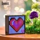 3918.03руб. 15% СКИДКА|Divoom Timebox Evo портативный Bluetooth динамик часы будильник DIY Pixel Art светодиодный экран приложение управление Уникальный рождественский подарок украшение on AliExpress - 11.11_Double 11_Singles' Day