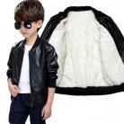 932.9 руб. 34% СКИДКА|Детская куртка пальто для мальчиков осенне весенняя куртка из искусственной кожи детская бархатная теплая хлопковая верхняя одежда тонкая одежда для маленьких мальчиков-in Куртки и пальто from Мать и ребенок on Aliexpress.com | Alibaba Group