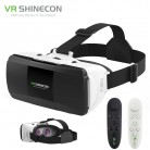 713.21 руб. 22% СКИДКА|VR Shinecon Pro виртуальной реальности 3D очки VR Google Cardboard гарнитуры поле очки виртуальной для 4 6,0 дюймов ios Android смартфон купить на AliExpress