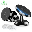 US $3.92 15% OFF|FLOVEME Universal Car Holder 360 Degree Magnetic Car Phone Holder GPS Stand Air Vent Magnet Mount for iPhone X 7 Xs Max Soporte-in Mobile Phone Holders & Stands from Cellphones & Telecommunications on Aliexpress.com | Alibaba Group