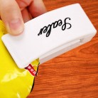 116.18руб. 21% СКИДКА|1 шт. мини карманный размер бытовые закуски запайки портативные путешествия портативные кухонные запайки аксессуары для дома-in Защелки для сумок from Дом и животные on AliExpress
