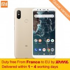 9811.42 руб. |Tax Free! Глобальная версия Xiaomi Mi A2 4 Гб 32 GB мобильных телефонов Snapdragon 660 Octa Core 20MP AI двойной Камера 5,99