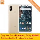 9811.42 руб. |Tax Free! Глобальная версия Xiaomi Mi A2 4 Гб 32 GB мобильных телефонов Snapdragon 660 Octa Core 20MP AI двойной Камера 5,99
