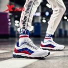 1415.49 руб. 49% СКИДКА|982119119087 XTEP Professional Athletic вся нога воздуха Мега подошва демпфирования спортивные кроссовки для мужчин's Бег Спортивная обувь купить на AliExpress