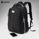 2040.26 руб. 60% СКИДКА|YESO usb зарядка рюкзак для мужчин большой емкости Многофункциональный подростковый водонепроницаемый Оксфорд рюкзаки для ноутбука для путешествий для женщин мужчин сумка-in Рюкзаки from Багаж и сумки on Aliexpress.com | Alibaba Group