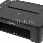 МФУ струйный CANON Pixma TS3140, черный