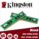 509.58 руб. 22% СКИДКА|Б/у kingston ОЗУ компьютера DDR2 4 GB 2 GB 2g 4g PC2 6400 800 MHz ПК dimm память ram 240 контакты для AMD intel DDR3 8G 1333 Mhz 1600 Mhz-in ОЗУ from Компьютер и офис on Aliexpress.com | Alibaba Group