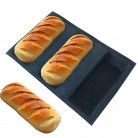 US $10.19 49% OFF|Free Shipping Silicone Bread Forms Square Shape Bread Molds Non Stick Bakery Tray Silicone Coated Fiber Glass Loaf Crusty Bread-in Baking Mats & Liners from Home & Garden on Aliexpress.com | Alibaba Group
