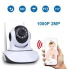 565.78 руб. 63% СКИДКА|HD 1080 P 2MP домашней безопасности IP камера беспроводной Samrt мини PTZ аудио видео Камара няня CCTV Wi Fi ночное видение ИК радионяня-in Камеры видеонаблюдения from Безопасность и защита on Aliexpress.com | Alibaba Group