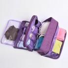 US $8.0 40% OFF|Reizen vrouwen Beha Ondergoed Opbergtas Sokken Kast Kledingkast Organizer Pouch Cosmetische Case Lade Rits Koffer Accessoires-in Opbergtassen van Huis & Tuin op Aliexpress.com | Alibaba Groep
