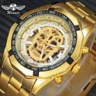 1320.78 руб. 59% СКИДКА|WINNER Топ бренд класса люкс псевдо антикварные часы Мужские Авто Мужские механические часы ремешок из нержавеющей стали хип поп Череп Скелет наручные часы-in Механические часы from Ручные часы on Aliexpress.com | Alibaba Group