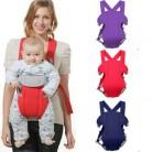 Дышащий Детский рюкзак на переднюю сторону, удобный рюкзак на лямках, сумка-кенгуру для ребенка, регулируемая безопасная переноска