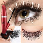 US $2.49 75% OFF|Modern fashion beauty black mascara huge curling fast extension false eyelash makeup brand professional waterproof brush eyelash-in Mascara from Beauty & Health on Aliexpress.com | Alibaba Group