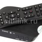 Купить Ресивер DVB-T2 D-COLOR DC801HD,  черный в интернет-магазине СИТИЛИНК, цена на Ресивер DVB-T2 D-COLOR DC801HD,  черный (320883) - Москва