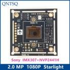 "1080P 2MP SONY 1/2. 8 ""IMX307 + NVP2441H CMOS плата, 4в1 Starlight высокой четкости, AHD, CVI, TVI, аналоговый CCTV модуль камеры"