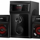 Купить Компьютерная акустика SVEN MS-302 черный по низкой цене с доставкой из маркетплейса Беру