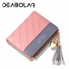 2018 New Women's Cute Fashion Purse Leather Long Zip Wallet Coin Card Holder Soft Leather Phone Card Female Clutch-in Wallets from Luggage & Bags on Aliexpress.com | Alibaba Group