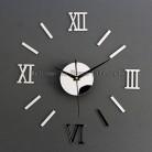 156.34 руб. 18% СКИДКА|Современные DIY интерьерные римские настенные часы, настенные часы 3D стикер домашний зеркальный эффект 4 стиля 3D стикер s-in Настенные наклейки from Дом и сад on Aliexpress.com | Alibaba Group