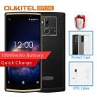 7849.01 руб. |OUKITEL K7 power 2G ram 16G rom мобильный телефон Android 8,1 MT6750T Восьмиядерный 6,0