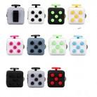3,3 см Fidget Cube высокое качество виниловый Настольный Finger игрушки Fidget игрушки на день рождения Рождественский подарок антистресс стресс куб игрушки купить на AliExpress