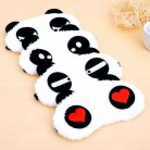 86.35 руб. 45% СКИДКА|Новинка, 1 шт., маска для сна для путешествий с изображением панды, с повязкой на глаза, рождественский подарок, белый + черный-in Маски для вечеринки from Дом и сад on Aliexpress.com | Alibaba Group
