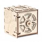 663.79 руб. 25% СКИДКА|Шифр кодовый депозит 3D паззлы механические деревянные модели головоломки Развивающие игрушечные лошадки сборки и детальны купить на AliExpress