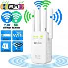 922.76 руб. 28% СКИДКА|Новые 300 Мбит/с WR09 Беспроводной Wi fi маршрутизатор Ретранслятор Wi Fi усилитель Extender домашней сети 802.11b/g/n RJ45 2 Порты Wilreless N Wi Fi купить на AliExpress