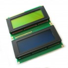 124.26 руб. |ЖК дисплей модуль монитор lcd 2004 2004 20*4 20X4 5 V символ синий/зеленый подсветка экрана-in ЖК-модули from Электронные компоненты и принадлежности on Aliexpress.com | Alibaba Group