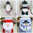 142.61 руб. 19% СКИДКА Рождественское сиденье для унитаза, крышка снеговика Санта Клауса, Рождественское украшение для дома, одниночная, туалетная крышка, Товары для ванной комнаты-in Кулоны и подвески from Дом и сад on Aliexpress.com   Alibaba Group
