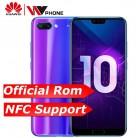 58080.5 руб. 20% СКИДКА|Huawe honor 10 honor 10 19:9 полный Экран 5,84 дюйма AI Камера 24.0MP мобильного телефона Восьмиядерный отпечаток пальца ID NFC Android 8,1 купить на AliExpress
