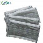 50PCS 4 Filter Layer NonWoven Black Activated Carbon Disposable Masks Medical Mouth Flu Anti Dust Face Mask Organic Gas For Work-in Chemical Respirators from Security & Protection on AliExpress