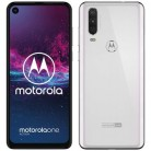 "Celular Motorola One Action 128GB 6.3"" Blanco 