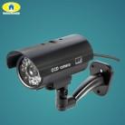 Золотой безопасности TL 2600 Водонепроницаемый Крытый поддельные Камера безопасности пустышки CCTV Камеры Скрытого видеонаблюдения Ночь CAM светодиодный свет Цвет купить на AliExpress
