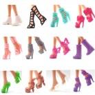140.64 руб. 17% СКИДКА|NK 12 пар кукольная обувь модные милые каблуки Красочные Ассорти обувь для куклы Барби аксессуары смешанные высококачественные детские игрушки DZ-in Куклы from Игрушки и хобби on Aliexpress.com | Alibaba Group
