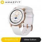 11784.29руб. 40% СКИДКА|В наличии, блестящие новые Смарт часы Amazfit GTR 42 мм, 5 АТМ, умные часы, 12 дней, батарея, управление музыкой, для Xiaomi, Android, IOS on AliExpress - 11.11_Double 11_Singles' Day