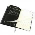 Новый Death Note косплей тетрадь и перо блокнот анимация арт тетрадь для записей купить на AliExpress