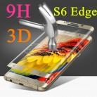 197.64 руб. 30% СКИДКА|Полный Экран закаленное Стекло для samsung Galaxy S6 Edge/S6 Edge Plus Экран протектор 3D изогнутое стекло Gorilla glass на S6 Edge S7 купить на AliExpress