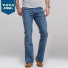 US $33.39 41% OFF|2019 neue Harajuku Vintage Solide Herren Winter Herbst Denim Jeans Beiläufige Mittlere Taille Lose Flare Hose Hose Männlichen Jeans Streetwear-in Jeans aus Herrenbekleidung bei Aliexpress.com | Alibaba Gruppe