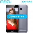 6540.73 руб. |Оригинал MEIZU M5S глобальной версии 3 ГБ Оперативная память 32 ГБ Встроенная память Мобильный телефон mtk6753 восемь ядер 5,2