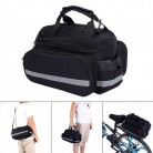 US $18.06 25% OFF|Cycling Bike Bicycle Rear Tail Seat Trunk Bag Pannier Pouch Rack Shoulder Travel (Black)-in Bicycle Bags & Panniers from Sports & Entertainment on Aliexpress.com | Alibaba Group