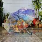 655.07 руб. |Modis Tous женские цветные пластмассовые ПВХ зонтик женский модный LongHandle прозрачный зонтик прозрачное поле зрения дети зонтик-in Зонтики from Дом и животные on Aliexpress.com | Alibaba Group