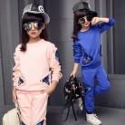 € 18.27 30% de DESCUENTO|Conjuntos de ropa para adolescentes 2018 nuevas lentejuelas niños niñas otoño niños ropa deportiva de manga larga estilo coreano traje de dos piezas CLS210-in set de ropa from Madre y niños on Aliexpress.com | Alibaba Group
