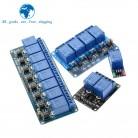 وحدة مرحل للقناة TZT 5 فولت 12 فولت 1 2 4 6 8 مع مخرجات مرحل أوبتوكوبلر 1 2 4 6 8 وحدة مرحل للطريقة لـ arduino في المخزن